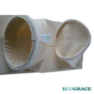 China Steel mill blast furnace bag filter Nomex filter bag high temperature resistant wholesale