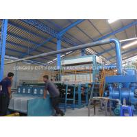 China High Speed Waste Paper Egg Box Machine Full Throttle Operation CE Approved wholesale