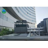 China Copeland Central Air Source Heat Pump Cooling And Heating For Commercial Shopping Mall wholesale