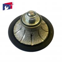 China Ogee Diamond Router Bits For Granite , Durable Stone Bullnose Router Bit wholesale