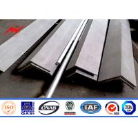 China Construction Galvanized Angle Steel Hot Rolled Carbon Mild Steel Angle Iron Good Surface wholesale