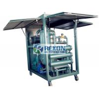China TYA-W Hydraulic Oil Purification Machine Strong Capability Of Breaking Emulsification on sale