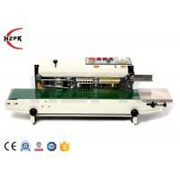 China Compact Plastic Bag Film Sealing Machine For Sealer Machine , 680W Power on sale