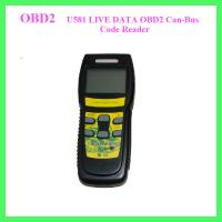 China U581 LIVE DATA OBD2 Can-Bus Code Reader wholesale