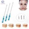 China 3d 4d COG Thread Lift Nose Thread Lift Korea R Cannula Rapid Absorption wholesale