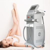 China Multifunctional Body Laser Hair Removal Device , Commercial Laser Hair Removal Machine With Display wholesale