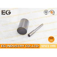 China 8mm Dia Size Solid Graphite Rod Bulk Density Stirring For Self Llubricant Board wholesale