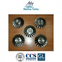 China Military Quality Of Turbine Wheel For Marine Turbocharger Repair Parts wholesale