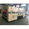 China Lead Edge Feeding Flexo Printing And Die Cutting Machine For Corrugated Cardboard wholesale