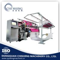 Buy cheap Three Needle Bar Automatic Quilting Machine , Hi Speed Lockstitch Sewing Machine from wholesalers