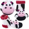 China Sweat - Absorbent  crazy soccer Soft Durable Kids novelty microfibre 3D floor socks wholesale