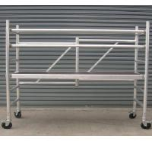 China Foldable Aluminum Scaffolding on sale