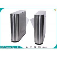 China Automatic Retractable Barrier Gate Transit Speed 30 To 40 People Per Minute wholesale