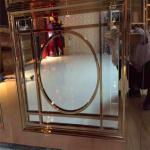 China stainless steel display frame/mirror frame/elevator frame/furniture frame/door frame wholesale