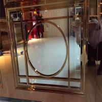 Buy cheap stainless steel display frame/mirror frame/elevator frame/furniture frame/door from wholesalers