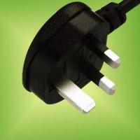China 3A to 13A, 250V Power Cord with Fuse, in European Standard on sale