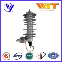 China 24KV New Tech Low Voltage Composite Housing Surge Arresters for Protection Over Voltage wholesale