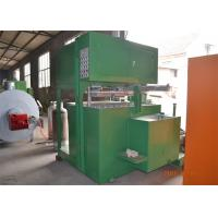 China Waste Paper Egg Tray Pulp Forming Machine , Egg Box Making Machine wholesale