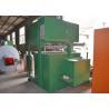 China Waste Paper Egg Tray Pulp Forming Machine , Egg Box Making Machine wholesale