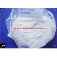 China CAS 53-39-4 99% Purity White Raw Legal Anabolic Steroids Powder Oxandrolone Anavar For Mass Building on sale