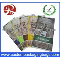 China Custom Recycled Plastic Food Packaging Bags , Popcorn Packaging Bags wholesale