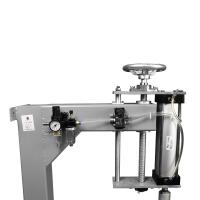China Stools Industrial Upholstery Machine 6 To 8 Bars Air Pressure Ranges Low Consumption wholesale