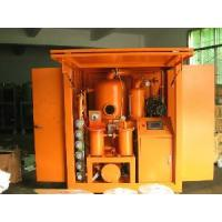 China Insulating Oil Purification Plant on sale