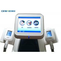 China 5 In 1 Vertical Cryo Fat Freezing Machine With Ultrasonic Liposuction wholesale