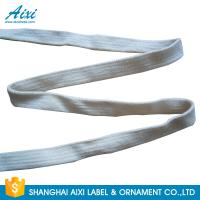 China High Tenacity Garment  Accessories / Bags Polyester Woven Tape wholesale