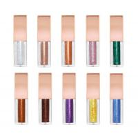 Buy cheap Oem Cosmetics Shiny Liquid Eyeshadow Top Selling Glitter Shimmer Lipgloss from wholesalers