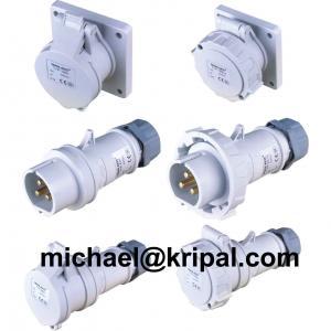 China Low voltage industrial plug socket wholesale