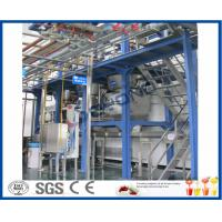 China Fruit Juice Flavor Carbonated Soft Drink Plant With Pet Bottle Soda Filling Machine wholesale