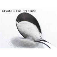 China Sweeteners Natural Food Additives Crystalline Fructose Powder 57 48 7 White Crystal wholesale
