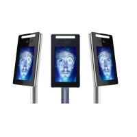 China RJ45 20W Linux Operating Biometric Face Recognition System wholesale