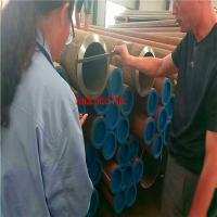 Buy cheap Junde steel pipe company have 3 seamless steel pipe produce line from wholesalers