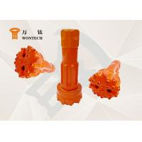 China Low Breakage And Long Life Time DTH Drill Bit With High Wear Resistance wholesale