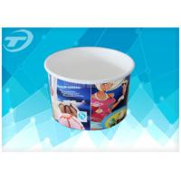 China Offset Printing Paper Ice Cream Cups 100ml  , 170ml  , 200ml Takeaway Coffeae Cups wholesale