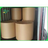 China UWF Uncoated Woodfree Paper In Reels OBA Free 80gsm 100gsm 120gsm FSC Certified wholesale