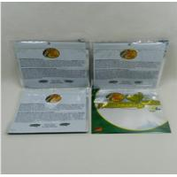 China Lightweight Soft Plastic Worm Bags For Fishing Good Sealing Performance wholesale