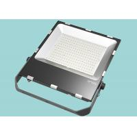 Buy cheap 200W Brigdelux External LED Flood Lights MeanWell Driver led flood Aluminum case from wholesalers
