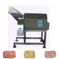 Widely Using automatic cheese frozen meat fish cutter machine