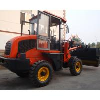 China Hot Sale Wheel Loader With Sweeping tools wholesale