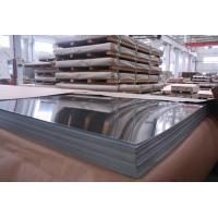 China 304 mirror finish stainless steel sheet for decorations 1.2x1219x2438mm wholesale