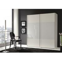 China Muti - Functional Bedroom Furniture Wardrobes , High Gloss Bedroom Wardrobe Storage wholesale