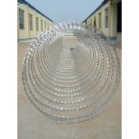China Double Twisted Steel Barbed Wire Mesh For Protect Fencing wholesale