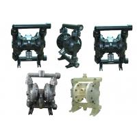 China Conveying Machinery Pneumatic Diaphragm Pump Material In Cast Iron and Engineering Plastics wholesale