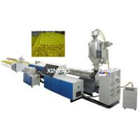 China HDPE prestressed corrugated pipe extrusion machine(50-160mm) on sale