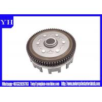 China CD110 DY100 Friction Disc Clutch / Clutch Pressure Plate For Honda on sale