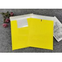 Quality Custom Printed Padded Mailing Envelopes Eco - Friendly Bubble Wrap Mailers for sale