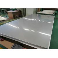 China 22 Ga 1mm 304 Stainless Steel Sheet , Cold Rolled Stainless Steel Thin Sheets wholesale